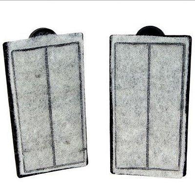 Refil para filtro externo Sunsun HBL-501 2 unidades