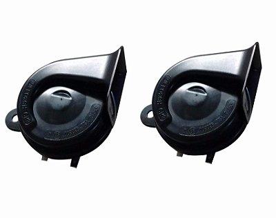 Buzina Caracol para Carro - Par Bosch