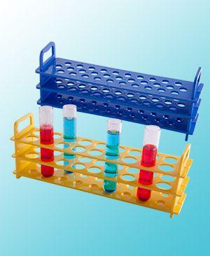 Test. Tube rack 32mm 12 place pl abdos P20714