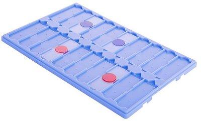 Slide tray hips 20 place cx para lamina abdos P90102