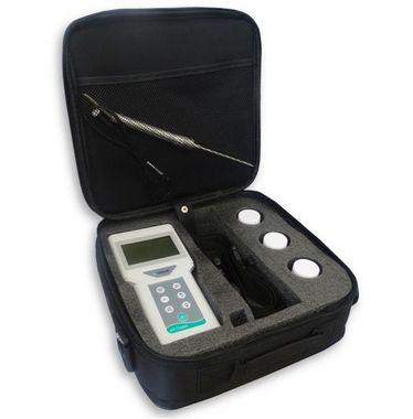 Medidor de pH Portátil + Sonda de pH S175CD