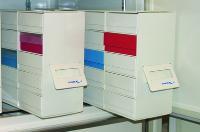Racks para caixas criogénicas - VWR