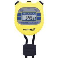 Cronómetro digital, à prova de água/resistente a choques, Traceable® - VWR