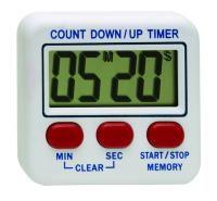 Temporizador digital/cronómetro - VWR