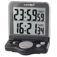 Cronómetro/temporizador digital, Jumbo, Traceable® - VWR