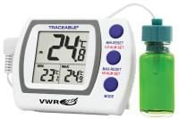 Termómetros digitais, Traceable® Plus - VWR