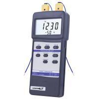 Termómetro digital, dois canais, Traceable® - VWR