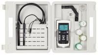 Medidor multi-paramétrico (pH/condutividade/OD), portátil, pHenomenal® MU 6100 H - VWR