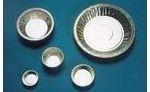 forma de aluminio para pesagem marca fisher, descartavel cx 100 pcs cod 08-732-105