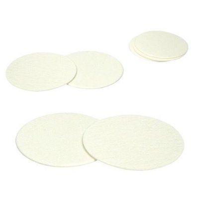 PVC  37 x 0,8 MEMBRANE FILTER W/O PAD - SKC - 225-807 - membrana PVC sem suporte pct. 100un.