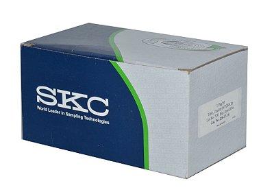 Tubo Sorbent de uma seção 6x70mm 200mg, caixa com 50 tubos - Marca SKC