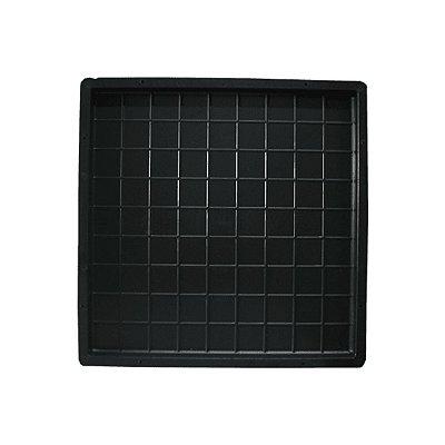 Forma Plástica Ladrilho 45x45cm Piso Xadrez FP046