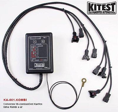 Conversor Bi-Combustível Karflex Linha Kombi KA-001.KOMBI