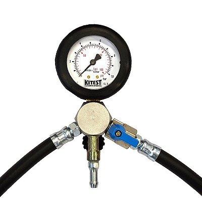 Teste Pressão Combustível Motos Kitest KA-015.MOTO