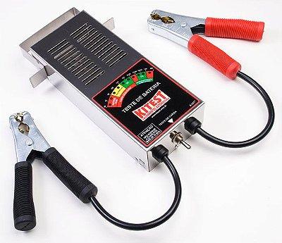 Teste de Bateria Eletrônico Kitest KA-017