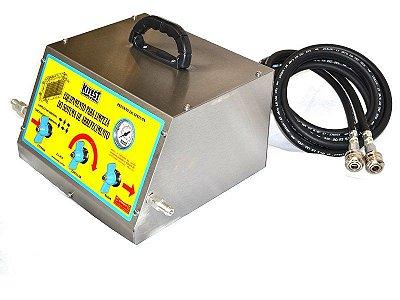 Máquina de Troca e Limpeza do Sistema de Arrefecimento Kitest KA-028