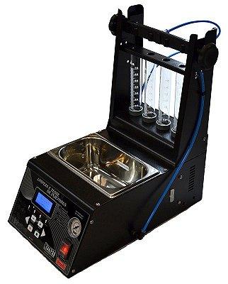 Máquina de Teste e Limpeza de Injetores 3 Litros KA-080/3L