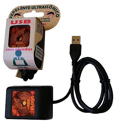 Repelente Eletrônico Usb Mosquito Pernilongo Dengue