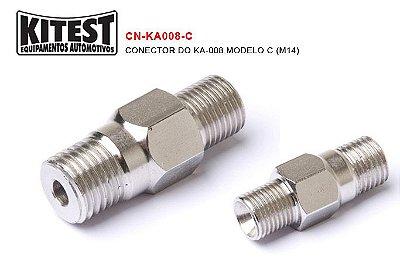 Conexão Adaptadora KA-008 M14 Modelo C CN-KA008.C