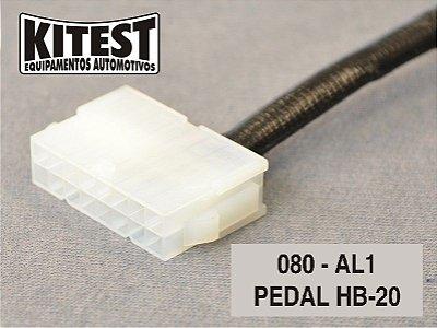 Cabo Testar Pedal Acelerador HB20 CAB-080.AL1