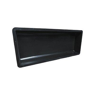 Forma Plástica Meio Fio Guia De Rua - 80x30x10cm - FP082