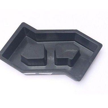 Forma Plástica Pisograma Tipo S Esquerdo 8cm Altura - FP087