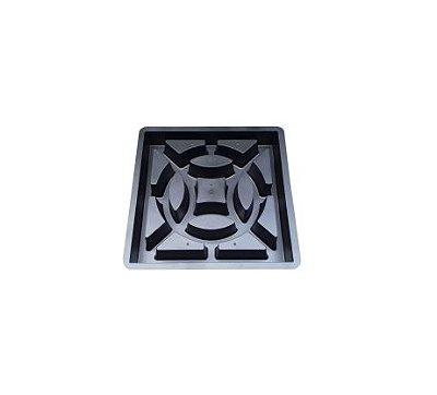 Forma para Fabricar Elemento Vazado 04 Pontas 39x39x07 - FP140
