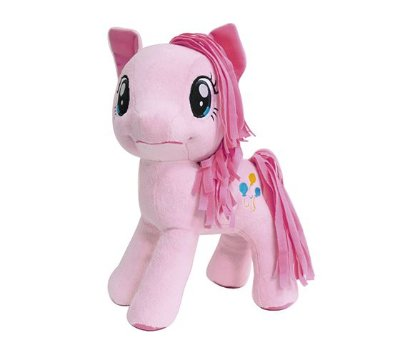 My Little Pony Pelúcia Com Miçangas Pinkie Pie 7966-3