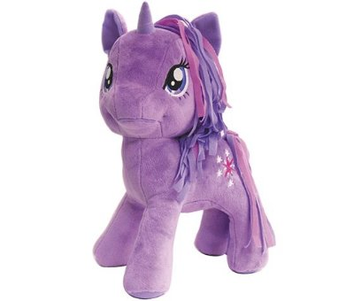 My Little Pony Pelúcia Com Miçangas Twilight Sparkle 7921-5