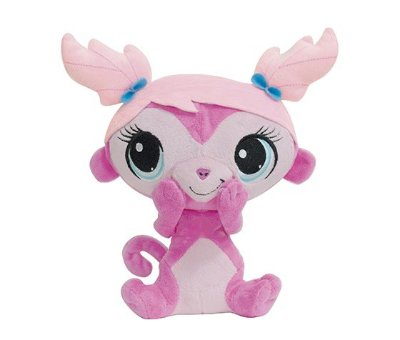 Pelúcia Littlest Pet Shop Kit Veterinário Minka Fun 7921-6