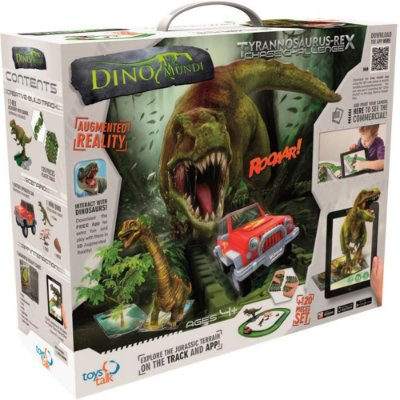 Dino Mundi Furia Dinossauro T-rex 120 Peças - Fun 7974-0