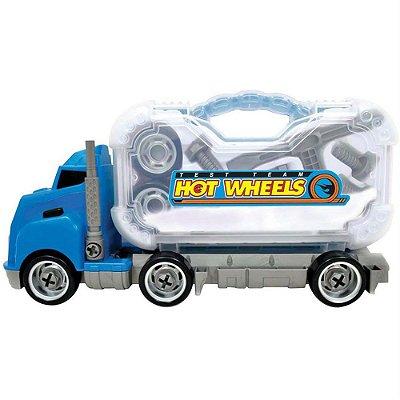 Caminhão De Ferramentas Desmontável Hot Wheels 7504-9