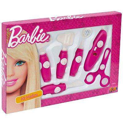 Barbie Kit de Médico Brinquedo Menina Fun 7623-0