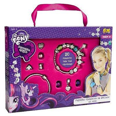 Pulseira My Little Pony Pingente Da Amizade Média 79256 Berloques
