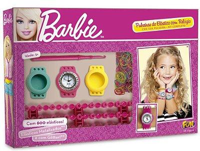 Barbie Crie Suas Pulseiras Relógio com Elásticos 7745-0