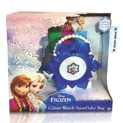 Bolsa Frozen Muda de Cor Color Change Bag