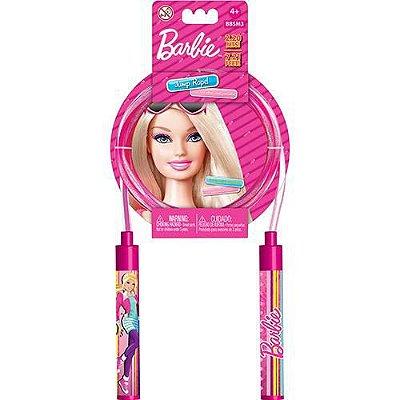 Corda De Pular da Barbie Rosa Intek 7575-3