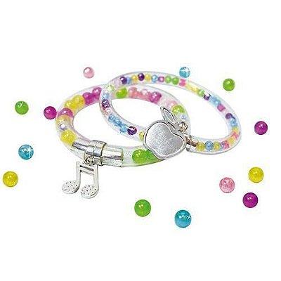 Pulseira Bracelete Infantil Coleção de Brilhos 7804-6