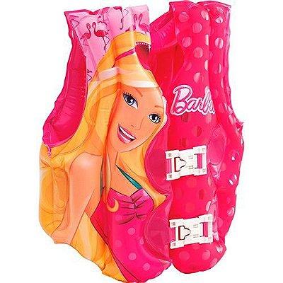 Colete Inflável Barbie Praia Piscina 7670-6