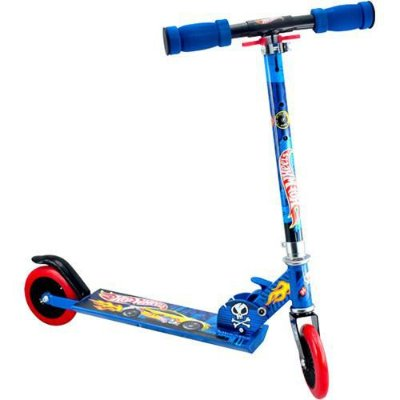 Patinete Hot Wheels Brinquedo Infantil Astro Toys 6923-9