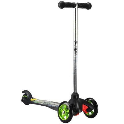 Patinete Ben 10 Tri Wheels Brinquedo Infantil 7854-2