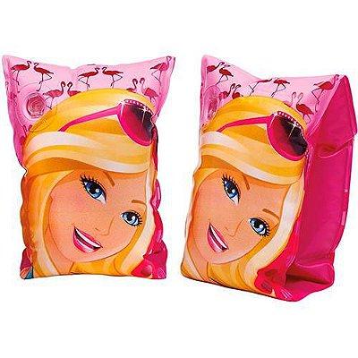 Boia de Braço Barbie Praia Piscina Fashion 7670-7