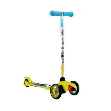 Patinete Adventure Time Tri Wheels Brinquedo Infantil 7854-8