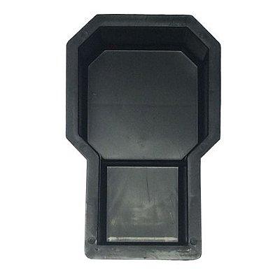 Kit com 10 unidades Forma Decor / Raquete 25 x 10 cm - FP019