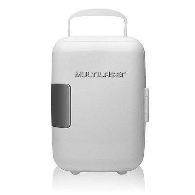 Mini Geladeira Portátil 4l 110v Carro Camping Viagem Tv004 - Multilaser