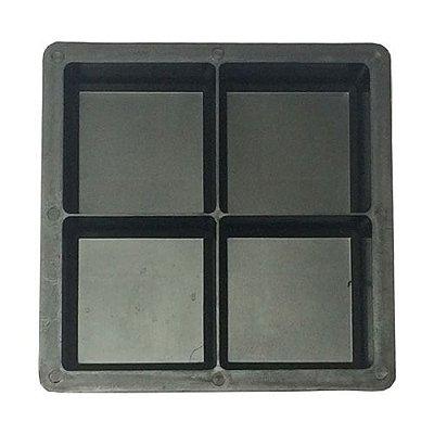 Kit com 10 unidades Forma Peyver 10 x 10 x 6 cm Peyver Meia - FP072