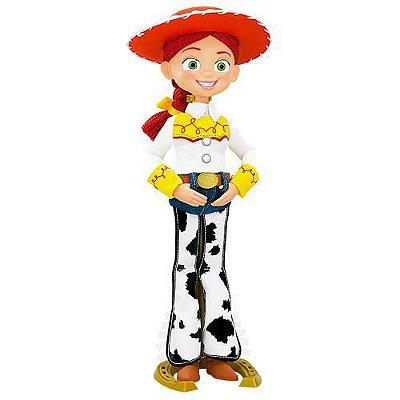 Boneco Toy Story Jessie Interativa 30cm 32 Falas Português Br692 - Multikids