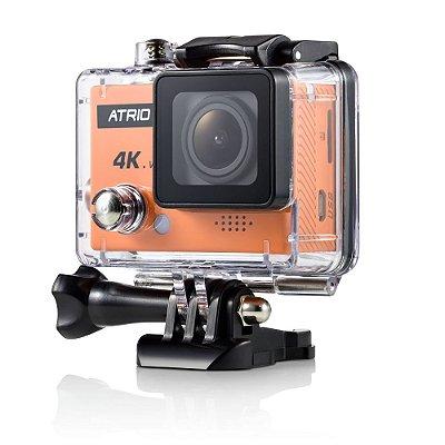 Câmera Filmadora de Ação Atrio Fullsport Cam 4k 720p 16mp - DC185