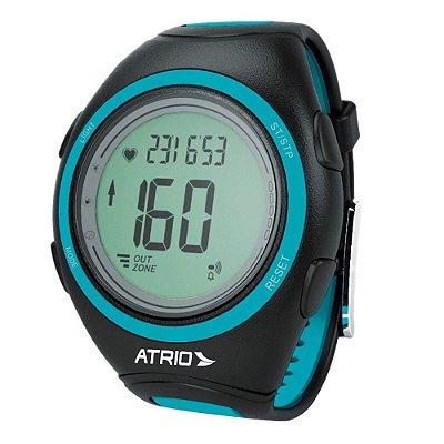 Relógio Monitor Cardíaco Calorias com Cinta Atrio Citius Es050 - Multilaser