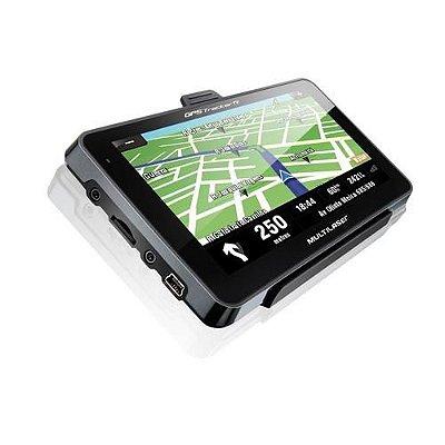 Gps Tracker 3 Tela De 4,3 Tv Digital Câmera Ré FM Usb Gp035 - Multilaser